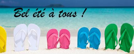 Bonnes vacances à tous!
